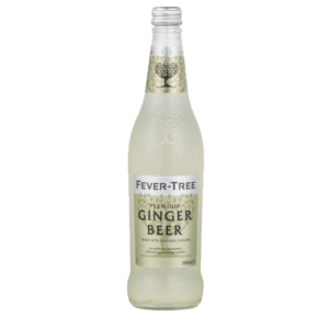 Fever tree ginger beer, 20 cl.