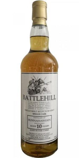 Bunnahabhain 2008, Battlehill