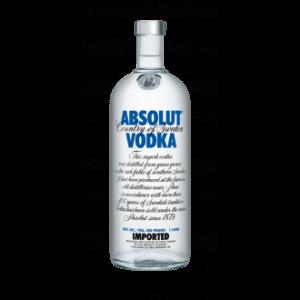 Absolut Vodka Bl? 100 cl