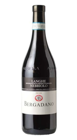 Bergadano Langhe Nebbiolo 2012
