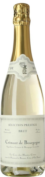 Cr?mant de Bourgogne  S?lection Prestige, Blanc de Blancs Brut, La Cave des Hautes C?tes