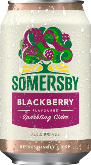 Somersby Blackberry 24 burkar