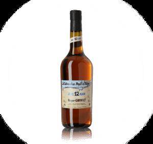 Calvados 12 ?r, Roger Groult , Clos de la Hurvani?re, Pay d'Auge 70 cl.
