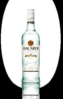Bacardi White 300 cl.