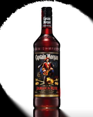 Captain Morgan, Black Label 70 cl.