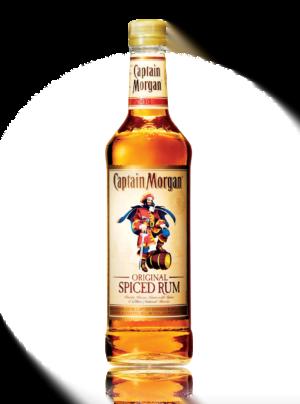 Captain Morgan, Spiced Gold 70 cl.