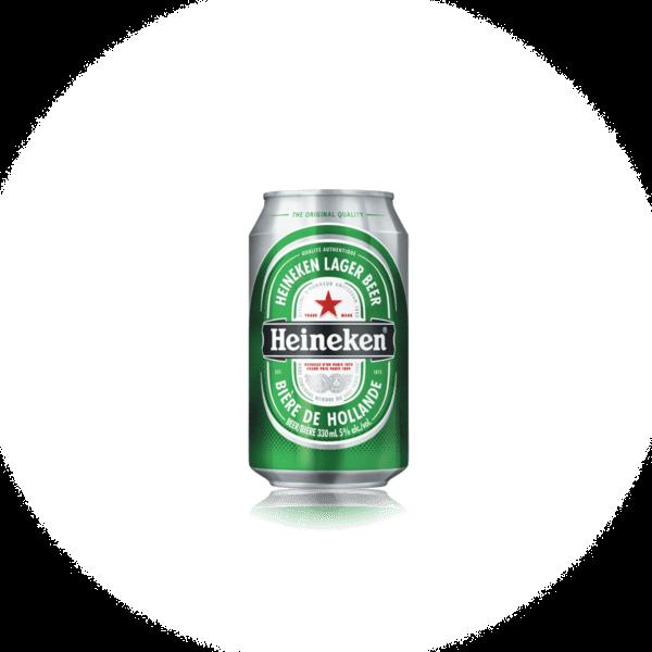 Heineken, 20 st burkar