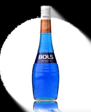 Bols Blue 50 cl. Bl? Curacao