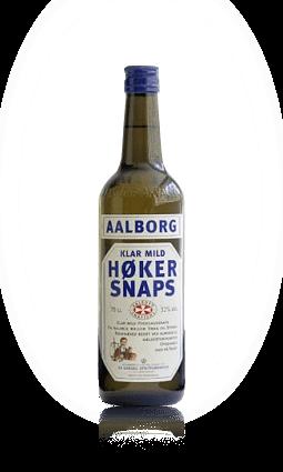 Aalborg Klar mild H?kersnaps