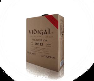 Vidigal Reserva, BiB 3 Liter