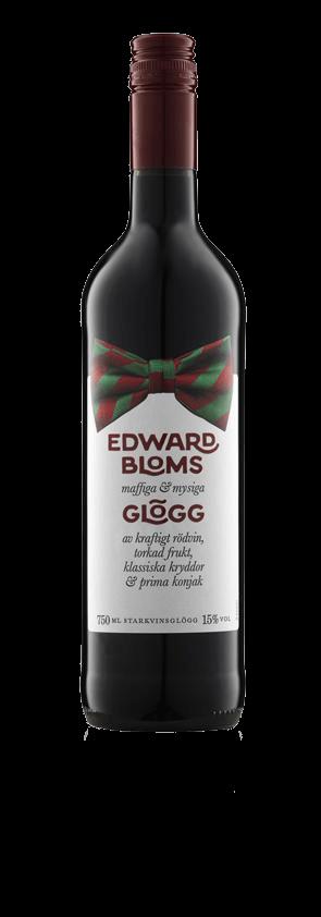 Edward Bloms maffiga och mysiga gl?gg