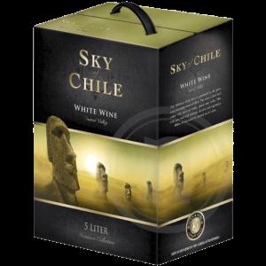 Sky of Chile vitt, 5 L BIB