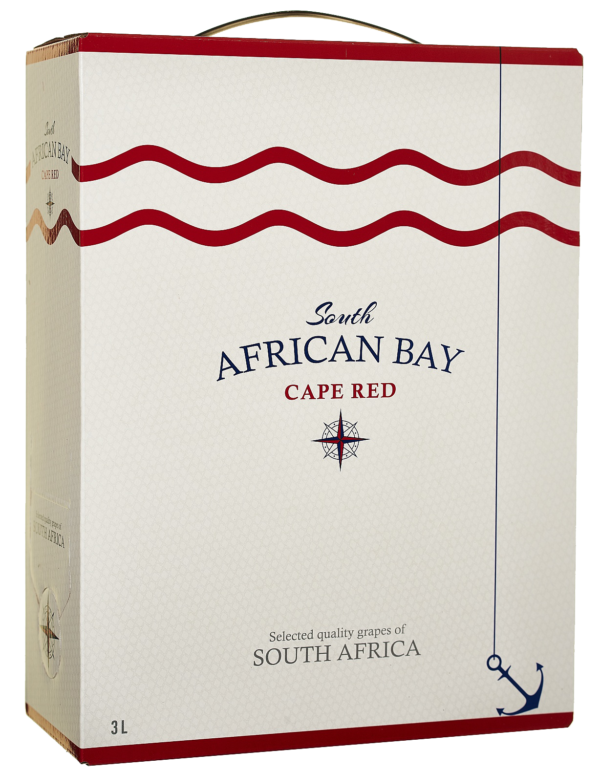South African bay 3L BIB R?tt